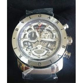 b6e8c71b8cb Relogio De Marcao Barato Bulgari - Relógios De Pulso no Mercado ...