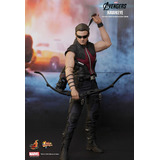Hot Toys Hawkeye Ojo De Alcon The Avengers 1 Mms172