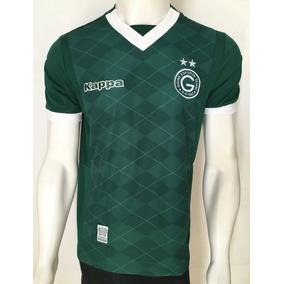 ba791a5e21b Camisa Camiseta Goiás Futebol Verdão Kappa Original - Tam P
