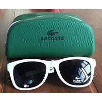 Lentes Lacoste L734s 105 Blancos
