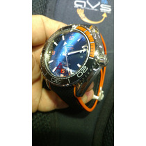 Relógio Omeg Seamaster Automát 1ano Garant C/frete 12x S/jur