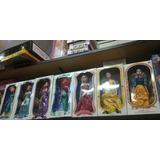 Princesas Disney Lote X 7 Muñecas Ariel Rapunzel Blancanieve