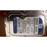 Discos Nuevos Sellados Western Digital Blue 500gb Wd5000aakx