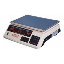 Balanza Comercial Digital Moretti Lap 15kg 220v Blanco 34.5cm X 23cm