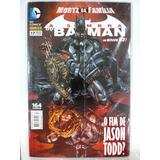 A Sombra De Batman Nº 17 Os Novos 52!
