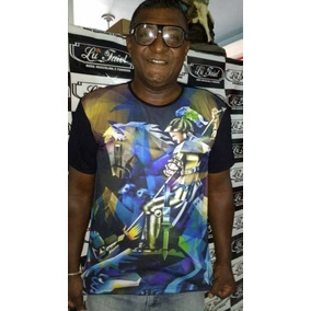 Camiseta São Jorge Ogum Orixás Umbanda Batuque Axé Unissex