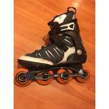 Rollers K2 Fit Boa 84 Ruedas Labeda Asphalt Profesional