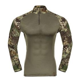 Camisa Raptor T-shirt Combat Invictus Kryptek Mdk C Rip Stop