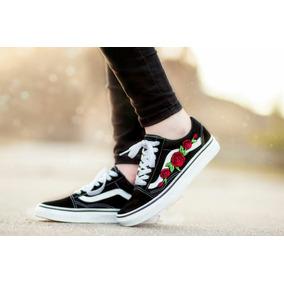 zapatillas vans mujer colombia