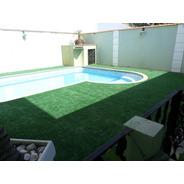 Grama Sintetica Artificial - Externa Jardim Impermeável 1m²