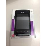 Lg Optimus L1 Ii E415 - Dual Chip, 2 Mp, Android - Usado