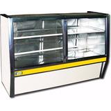 Balcão Refrigerado (1.50m) Pop Line - Refrigel Vidro Reto