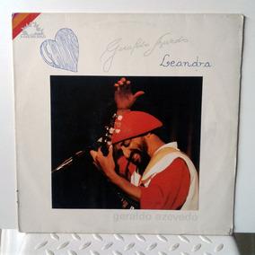 Vinil Lp - Geraldo Azevedo - A Luz Do Solo - 1985