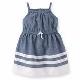 Vestido Carters Jean Talla 3 Años