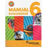 Manual 6 Santillanaen En Movimiento Textos - Nuevo -libros