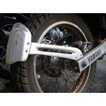 Paralama Corta Neve Yamaha Tenere 250 2012/2015 Aluminio