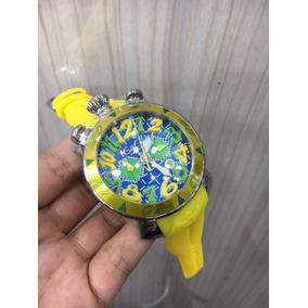 Relógio Neymar Gagga Milano Itáliano Frete Grátis