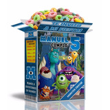 Mega Kit Imprimible Monster Inc University Cumpleaños 2x1