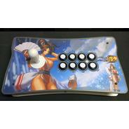 Controle Arcade Ps4 / Ps3 / Pc Original Micro Cherry