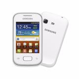 Samsung Pocket S5301 Con Accesorios Reful Caja Blanca