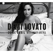 Entradas Demi Lovato Sector Tribuna - Envío Gratis