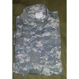 Jh-tactica Camisa De Combate Acu Us Army Medium Regular