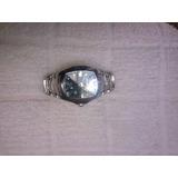 Reloj Chronotech De Punta Diamante Para Caballero