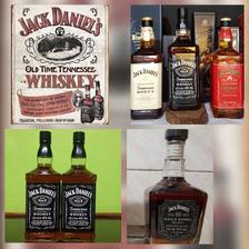 Whisky Jack Daniels N7 Classic, Jack Honey, Jagermeister