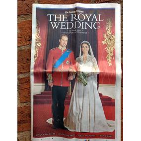 Casamento De William & Catherine - Sunday Telegraph