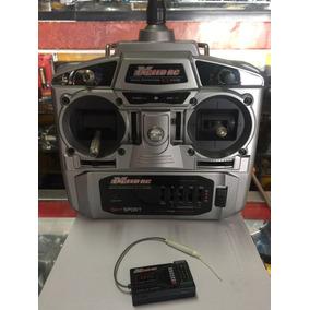 Control Remoto Para Avión , Helicoptero , Dron Nuevo
