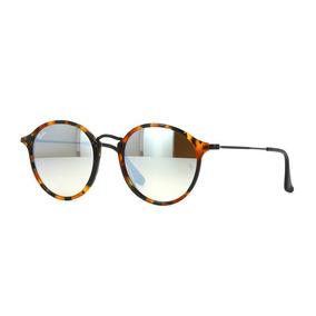 396449c83a0df Rayban Round Fleck Espelhado - Óculos no Mercado Livre Brasil