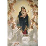 Bouguereau Virgen Ángel  Rompecabezas 1000 Piezas Tomax