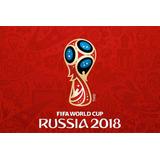 Copa Do Mundo 2018 Todos Os Jogos (65 Dvd)