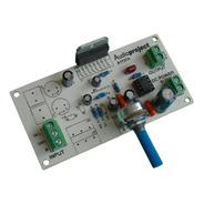 Modulo Amplificador Subwoofer 38 W C/filtro - Audioproject