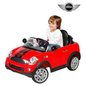 Auto Mini Cooper S Rojo