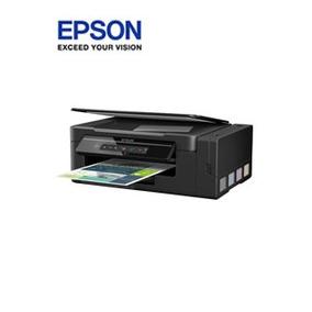 Ep Multifuncional De Tinta Continua Epson L395, Imprime/esca