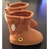 Disney Store Jessie Woody Botas Toy Story Bebe Lv Importados