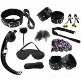 Kit Bondage Plug Anal Zorro Fetiche Sado Dominación Envio G.