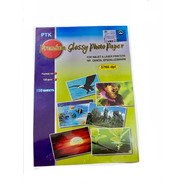 Papel Fotografico 135 Gr, Premium, A4 X 100 Unidades