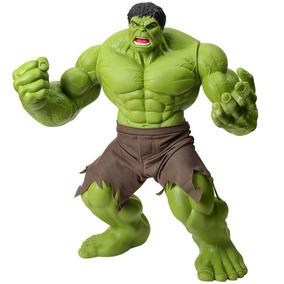 Boneco Hulk Verde Mimo Gigante Premium 0457