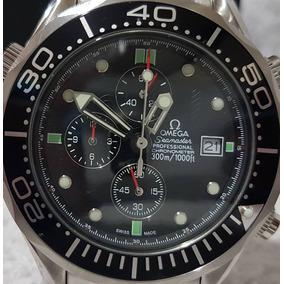 Relógio Homem De Luxo Seamaster Famosa Chronometer