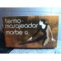 Antiguo Termo Masajeador Morbe Morchio Benitez Vintage Deco