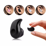 Auricular Mini Bluetooth S530 4.0 Compatible Android Y Ios