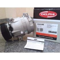 Compressor + Filtro Secador Renault Master Original Delphi