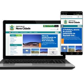 Site Prefeituras + E-sic + Ouvidoria