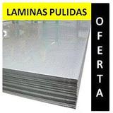 Laminas Pulidas, Hierro Negro Calibres 20.