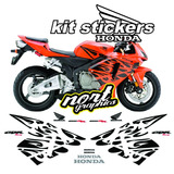 Calcomanias Stickers Honda Cbr 600 Rr Tribal Halloween