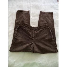 Pantalon Casual D Pana Talbots Cafe Dama Talla 12 Nuevo