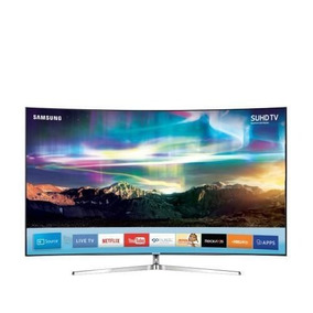 Led Samsung 55 Suhd Smart Tv 4k Curvo - Un55ks9000gxzs