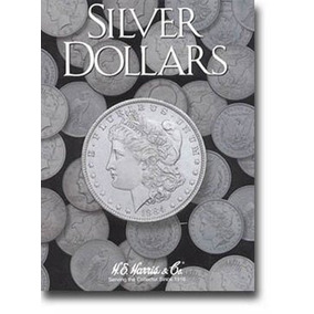 Harris Carpeta Cospel De Plata Dólares Estadounidenses 2665